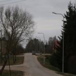 Ielu apgaismojuma ierīkošana Čornajas un Ratnieku ciemos