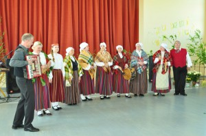 Dricānu kultūras nama folkloras kopa Bolta vīšņa